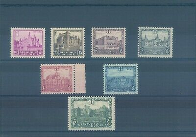 BELGIUM 1950 full MNH set (CV $225 EUR195)