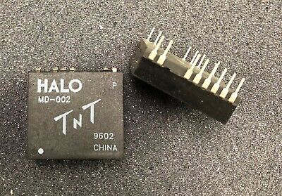 Halo Tnt Md-002 Ethernet Transceiver Module New Qty.1