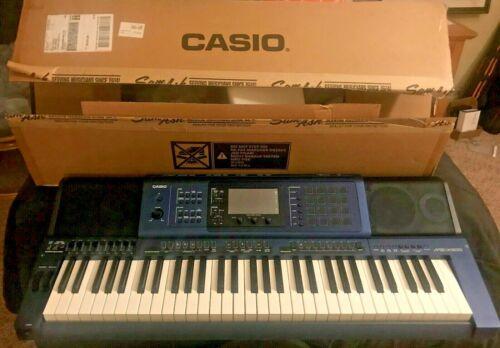 Casio MZ-X500 61-key Arranger Workstation in factory box! Newest Update Version!