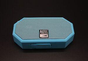 Altec-Lansing-Mini-H20-Robust-Wasserdicht-Bluetooth-Lautsprecher-Tragbar-Blau