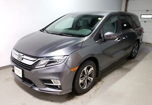 2018 Honda Odyssey EX-L w/Navi | Shuttle | Save | Fully Loaded