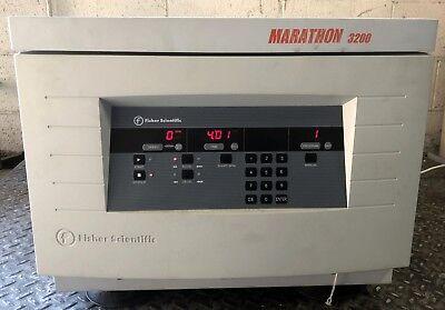 Iec Marathon 3200 Bench-top Centrifuge Laboratory Thermo-fisher