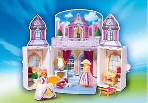 Playmobil My Secret Playbox Princess Castle