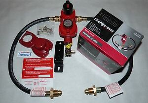 Adjustable Automatic Changeover Valve 325-100 Propane Regulator