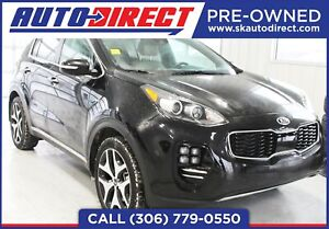 2017 Kia Sportage SX Turbo SX | TURBO | AWD | 2.0L | POWER HA...