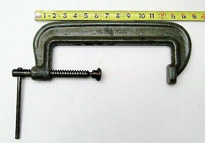 Wilton No. 110 C-clamp Usa Made Heavy Duty 10