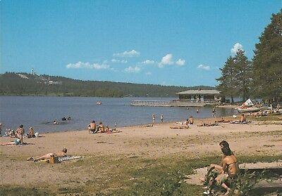 Postcard - Suomi / Jyvaskyla - Tuomiojärvi Camping