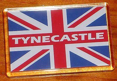 Heart of Midlothian Union Jack Hearts Tynecastle Football Flag Fridge Magnet