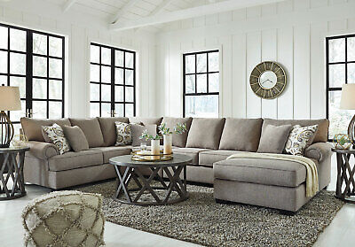 modern sectional living room furniture 4 piece