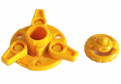 Beyblade C145 CLAW 145 SPIN TRACK Part from Flame Sagittario + Tip - USA -