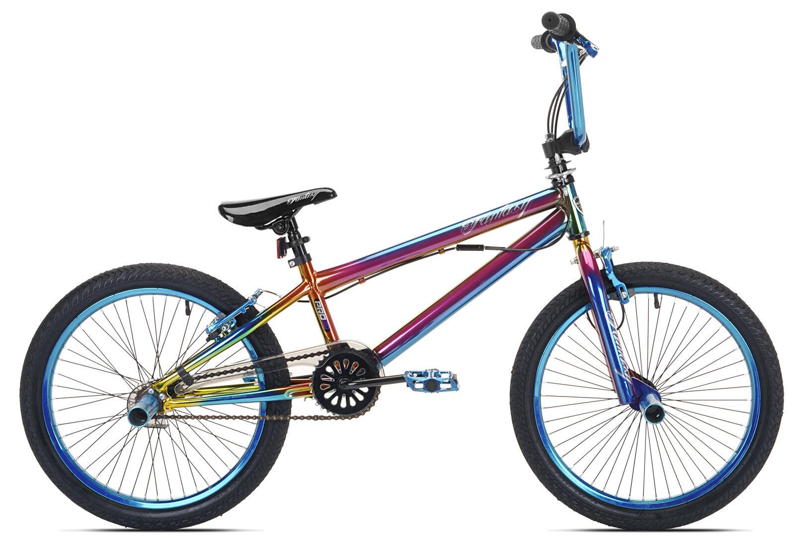 20 in. Kent Fantasy Girls Bike Blue Toys Kids Bikes Riding
