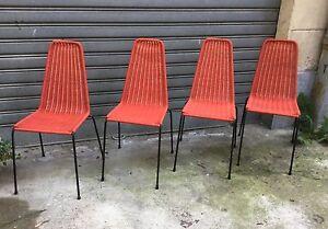 Basket-Chairs-Gian-Franco-Legler-set-of-4