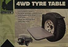 4WD Tyre Table Mango Hill Pine Rivers Area Preview