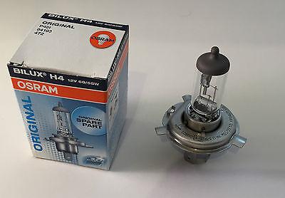 OSRAM H4 12V 60/55W P43t 64193 LAMPADINE LAMPADINA lampadine BULBO lampadina