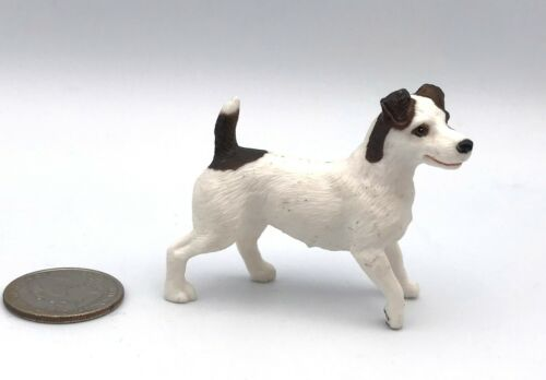 Breyer Reeves JACK RUSSELL TERRIER Female Adult 1999 Dog Figure