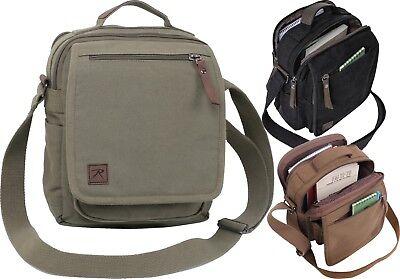 Mini Everyday Work Shoulder Bag School Crossbody Travel Tech Man Bag (Mini Tech Cross Body)