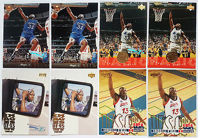 SHAQUILLE O'NEAL 95-96 UPPER DECK ALL ELECTRIC COURT SP RARE 90s PARALLEL LOT