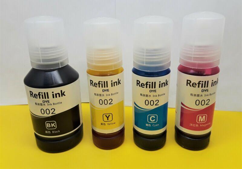 Refill dye ink for Eco tank Compatible 522 ET-2720 ET-4700 super tank ecotank