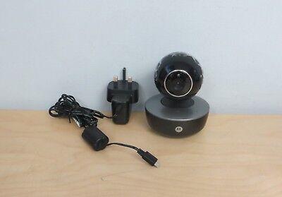 Motorola Focus 88 Connect HD, Wi-Fi Remote Access Camera & pan tilt zoom inc VAT