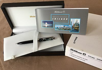 Mint Pelikan K620 Special Edition BP, City Series, Chicago