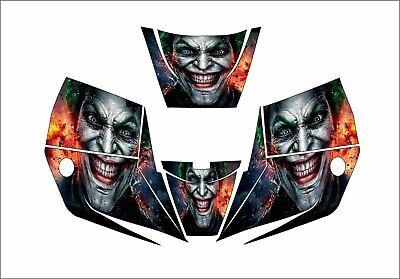 Miller Pro Hobby Classic Digital Welding Helmet 256166 251292 Decal Clown Face