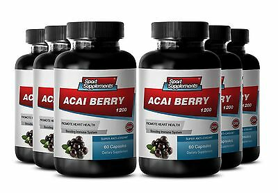 Acai Berry Extract Powder   Acai Berry Extract 1200Mg   Antioxidant Properties 6