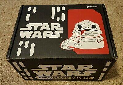 Funko Star Wars Smuggler's Bounty Box July 2016 Jabba's Palace w/ R2-D2 Pop