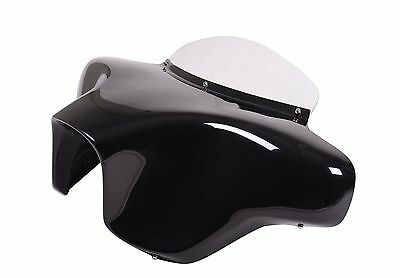Harley-Davidson Road King Motorcycle Fairing Batwing Fiberglass 4 Speaker