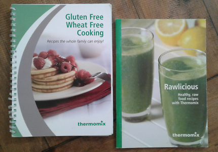 Thermomix cookbook pack  $10