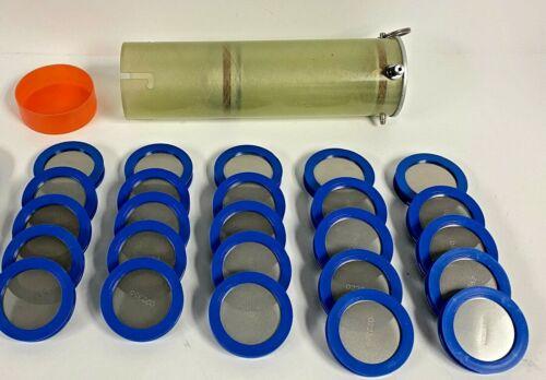 LOT Partisol 2025 Sampler Filter Cassettes, Magazine, Thermo R&P 2025i