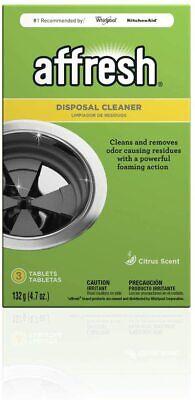 Affresh Disposal Cleaner Tablets - 3 Count