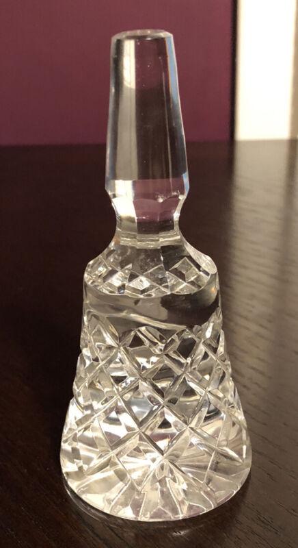 Vintage Crystal Decanter Stopper
