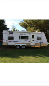 2007 Americanlite 24ft house trailer
