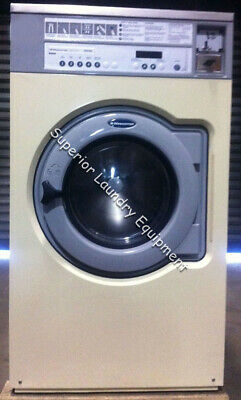 Wascomat E640 Washer-extractor 40lb Coin 220v 3ph Reconditioned
