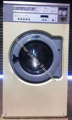 Wascomat Su620e Junior Washer 20lb 220v 1ph Coin Almond Reconditioned