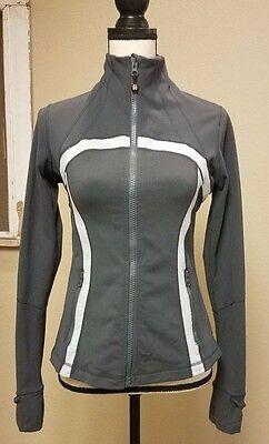 Lululemon Define Jacket Gray Size 8