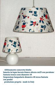 lampadario topolino : Lampadario Topolino a sospensione per...