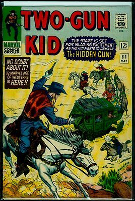 Marvel Comics TWO-GUN KID #81 FN+ 6.5