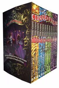 The Saga Of Darren Shan 12 Books Collection Set Gift