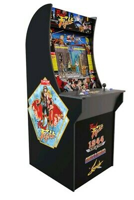Final Fight Arcade 1UP Machine - 4 Games - 1944 - Ghost N Goblins - Strider NEW