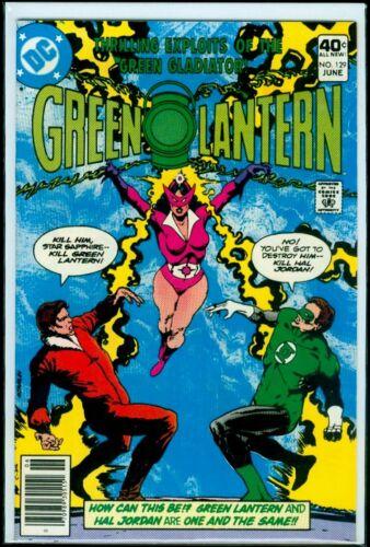DC Comics GREEN LANTERN #129 Star Sapphire VFN/NM 9.0