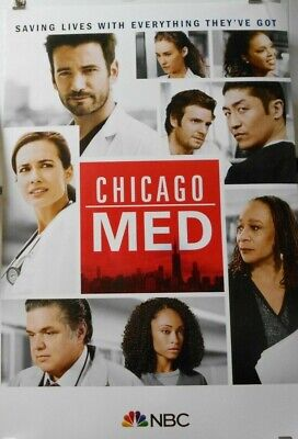 NBC TV / Chicago Med Poster 2 posters