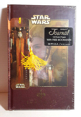 Star Wars Princess Amidala (Star Wars Episode 1 Princess Amidala Journal & Bookmark- 160 Blank)