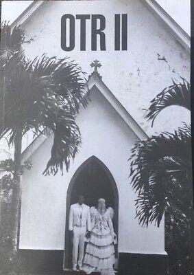 BEYONCE JAY-Z OFFICIAL OTR II WORLD TOUR BOOK PROGRAM Rare ON THE RUN 2 TOURBOOK