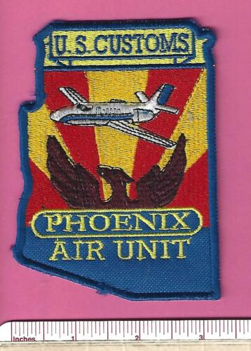 Phoenix AZ State Shaped Arizona Law Enforcement Air Unit Police Shoulder Patch