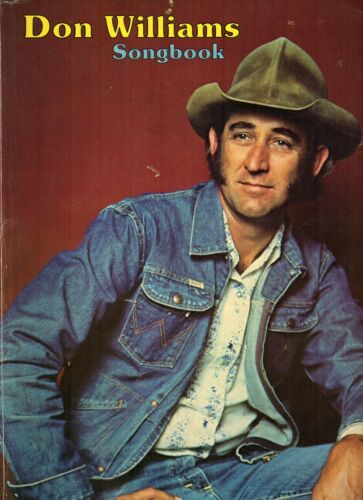 Don Williams 1978 Songbook Lyrics and Chords