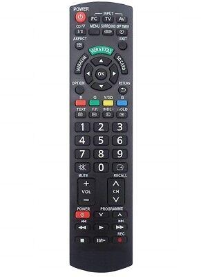 Mando a distancia Panasonic para LCD LED-4K SMART TV NO REQUIERE PROGRAMACIÓN