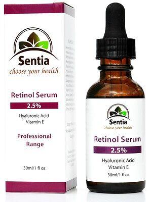 Anti Ageing ADVANCED INTENSE Retinol Face SERUM Anti Wrinkle skincare products