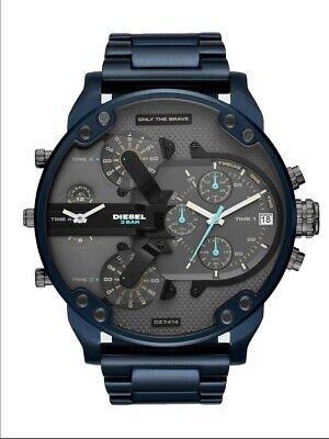 NEW Diesel Mr. Daddy 2.0 Chronograph Quartz Men's Watch DZ7414 FREE Shipping!