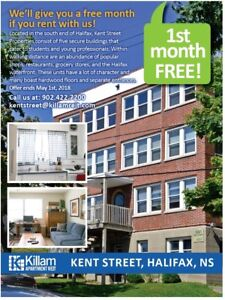 1 Bedroom in South End! Walking distance to SMU and Dal! OnSale!